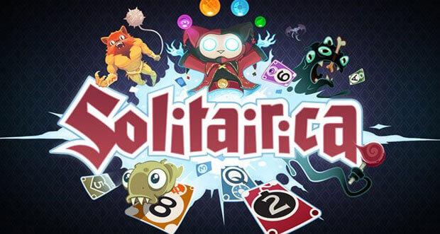 """Rundenbasiertes Karten-RPG """"Solitairica"""" erstmals reduziert"""