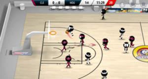 Stickman Basketball 2017: die Strichmännchen dunken wieder