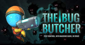 "The Bug Butcher: spaßiger Action-Shooter mit dem ""Super Pang""-Spielprinzip"