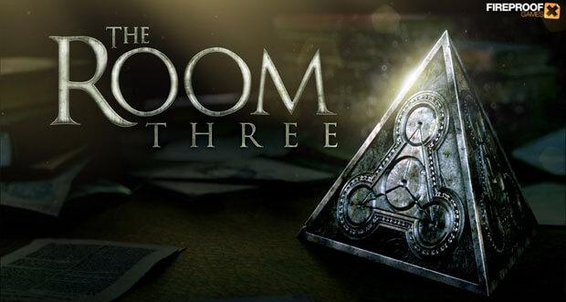 """Preisgekröntes Puzzle-Adventure """"The Room Three"""" und Vorgänger reduziert"""
