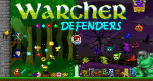 Warcher Defenders: Retro-Mix aus Tower-Defense und Action-RPG erstmals gratis
