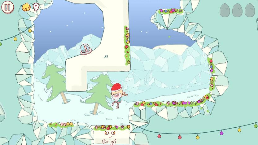 Eggggg - The Platform Puker iOS Spiel