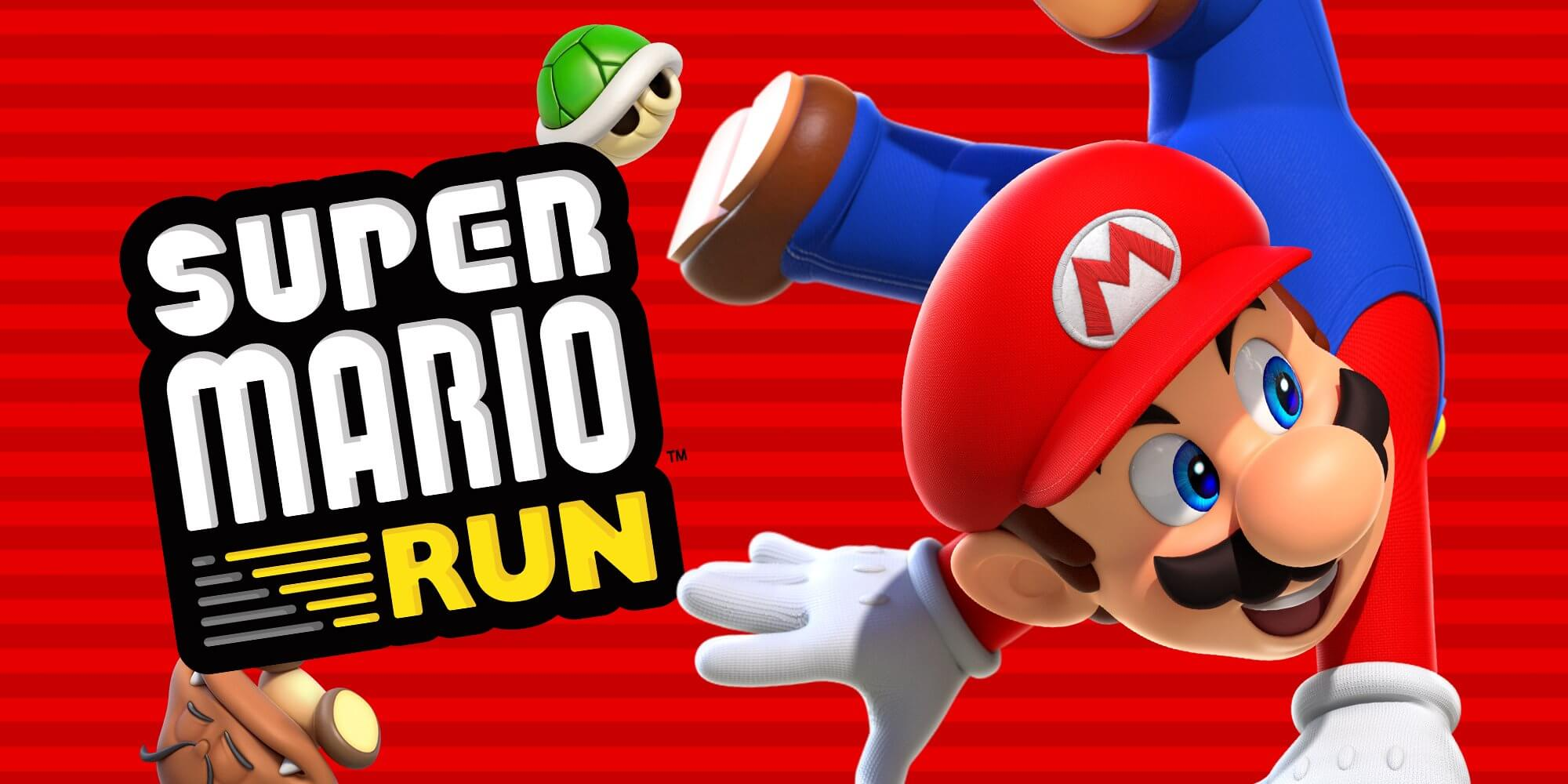 Super Mario Run für iOS Releasetermin