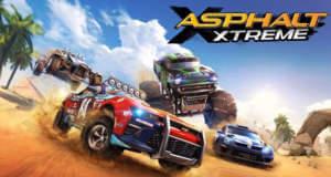 Asphalt Xtreme: Gamelofts neuer Offroad-Racer jetzt neu für iOS