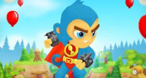 Bloons Supermonkey 2: kunterbunter Arcade-Shooter neu im AppStore