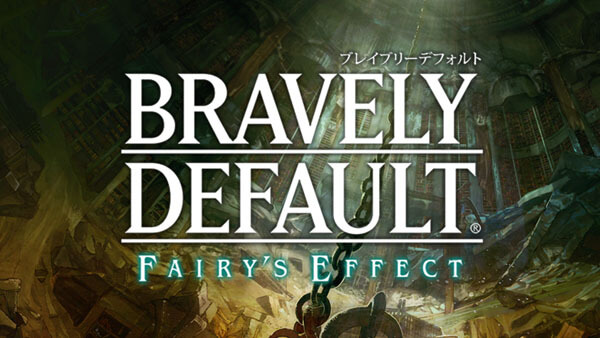 Bravely Default: Fairy's Effect iOS Spiel