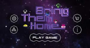 Bring Them Home: Astronauten in 50 kostenlosen Puzzle-Leveln retten