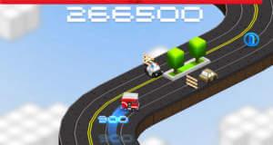 Cubed Rally World: spaßiger Fun-Racer wird  länger und länger