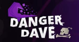 """""""Danger Dave"""" neu von Nanovation: endloser Flug durch eine Höhle"""