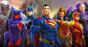 """F2P-RPG """"DC Legends"""": Superhelden und Schurken kämpfen Seite an Seite"""