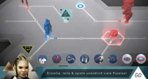 """Update für """"Deus Ex GO"""": Level-Creator und weitere Neuerungen"""