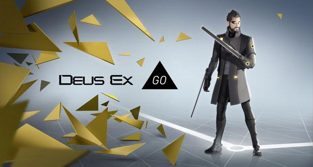 """""""Deus Ex GO"""" mal wieder zum Tiefstpreis von nur 99 Cent laden"""