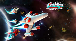 """Galaga Wars"" neu für iOS: Revival eines Space-Shooter-Klassikers"