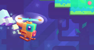 "Helly Copter: neues Highscore-Game erinnert an ""Flappy Bird"""