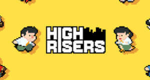 "High Risers: neues Highscore-Game des ""Duet Game""-Entwicklers Kumobius"