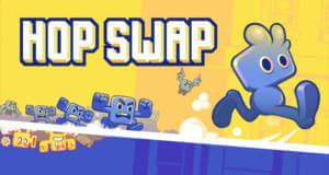 Hop Swap: in Nitromes neuem Plattformer steht die Welt Kopf