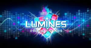 """Musik-Puzzle-Game """"Lumines Puzzle & Music"""" erstmals günstiger laden"""