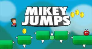Mikey Jumps: neuer Plattformer bietet 200 Level voller Herausforderungen
