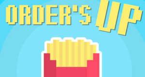 Order's Up: schnelle Bedienung zählt im neuen Highscore-Game von Appsolute Games