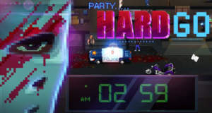 Party Hard Go: makabres Party-Gemetzel als Premium-Download