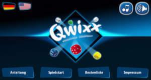 """Qwixx: zum """"Spiel des Jahres 2013"""" nominiertes Würfelspiel neu für iOS"""