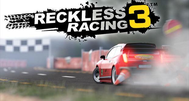 """Rennspiel """"Reckless Racing 3"""" erstmals kostenlos & Esport-Update"""