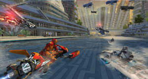 """Riptide GP: Renegade"" erhält per Update Cross-Plattform-Multiplayer"