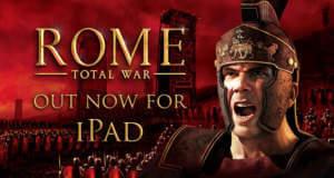 "Strategie-Klassiker ""ROME: Total War"" kann auch auf dem iPad begeistern"