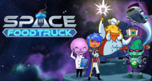 Space Food Truck: Deckbuilding-Game landet neu auf dem iPad