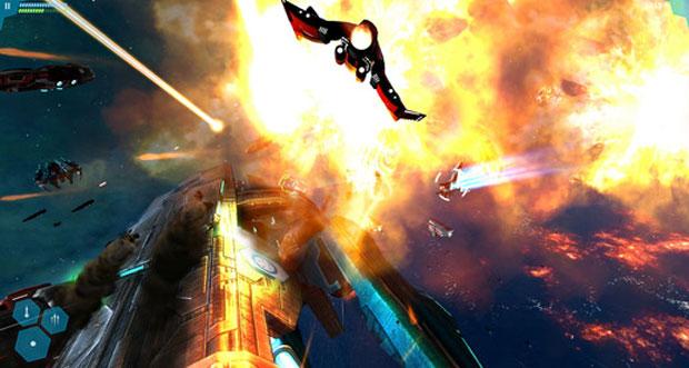 """Beeindruckender Space-Shooter """"Star Horizon"""" landet auf dem Apple TV"""