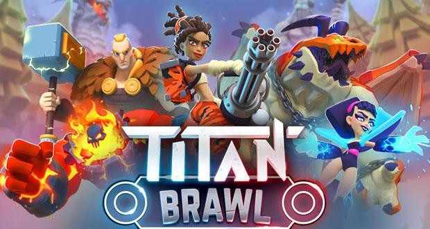 """""""Titan Brawl"""" ist ein neues MOBA für iOS"""