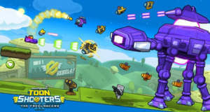 """Toon Shooters 2: The Freelancers"" ist ein kunterbunter Arcade-Shooter"
