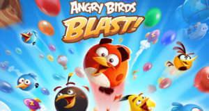 """Neues Puzzle """"Angry Birds Blast"""": Vögel, Schweine, Ballons und viel Gewohntes"""