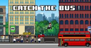 Catch the Bus: kostenloser Plattformer als Hetzjagd hinter dem Bus