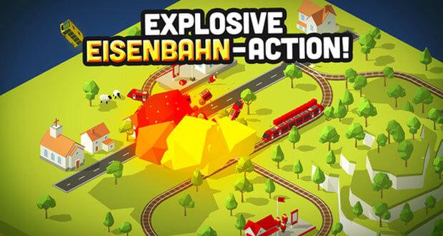 """""""Conduct THIS!"""" ist ein forderndes Action-Puzzle für Eisenbahn-Fans"""