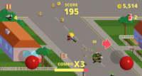 fast food rampage kostenloser ios arcade shooter