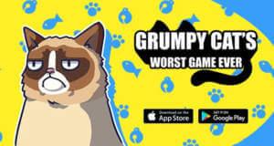 """""""Grumpy Cat: ein übles Spiel"""" neu für iOS: Ist der Name Programm?"""