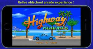 Highway Runners: Retro-Rennspiel wie in den guten alten Zeiten