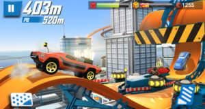 """Neuer Trial-Racer """"Hot Wheels: Race Off"""" von Hutch Games: schafft ihr es bis ins Ziel?"""