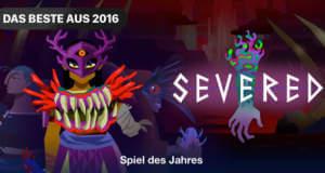 """iPad Spiele des Jahres 2016: """"Severed"""" und """"Chameleon Run"""""""