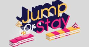 Jump Or Stay: Die Aufgabe in diesem Plattformer klingt eigentlich so einfach…