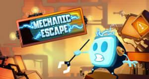 Mechanic Escape: spaßiger Plattformer mit 80 Leveln nur 99 Cent