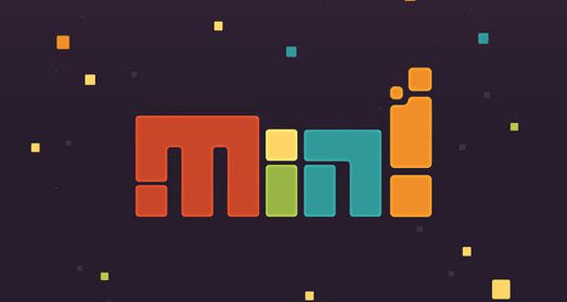 """Buntes Match-3-Puzzle """"min!"""" macht Spaß & kann kostenlos gespielt werden"""
