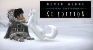"""Eisiges Puzzle-Plattform-Adventure """"Never Alone: Ki Edition"""" erstmals reduziert"""