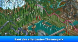 RollerCoaster Tycoon Classic: Achterbahn-Klassiker erlebt Revival für iOS