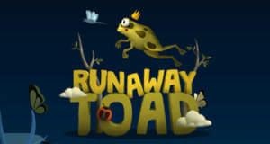 Runaway Toad: toller One-Touch-Plattformer erstmals reduziert