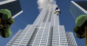 Stickman Base Jumper 2: Djinnworks lässt die Strichmännchen wieder von Dächern springen