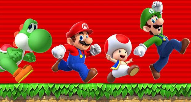 """Endlich! """"Super Mario Run"""" ist in den AppStore gesprungen"""