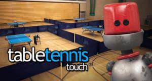"""""""Table Tennis Touch"""" wieder für 0,99€ laden & Weihnachts-Update"""