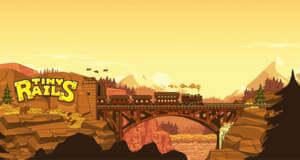 Tiny Rails: werdet Chef einer Eisenbahngesellschaft